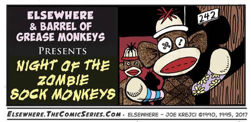 Night of the Zombie Sock Monkeys Teaser