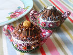 Polymer Clay Teapot Salt and Pepper Shakers