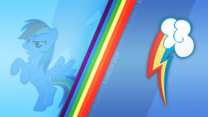 Rainbow Dash CM Wallpaper
