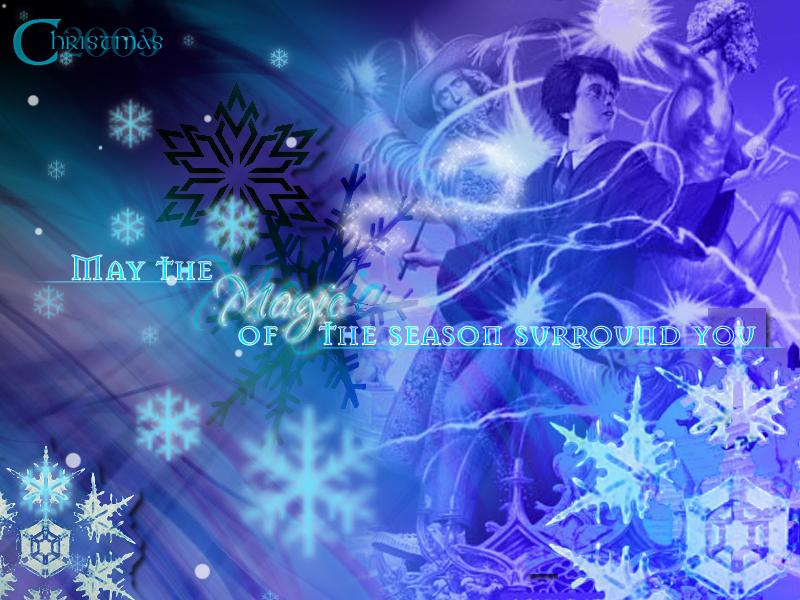 Harry Potter Christmas By Billabob On Deviantart