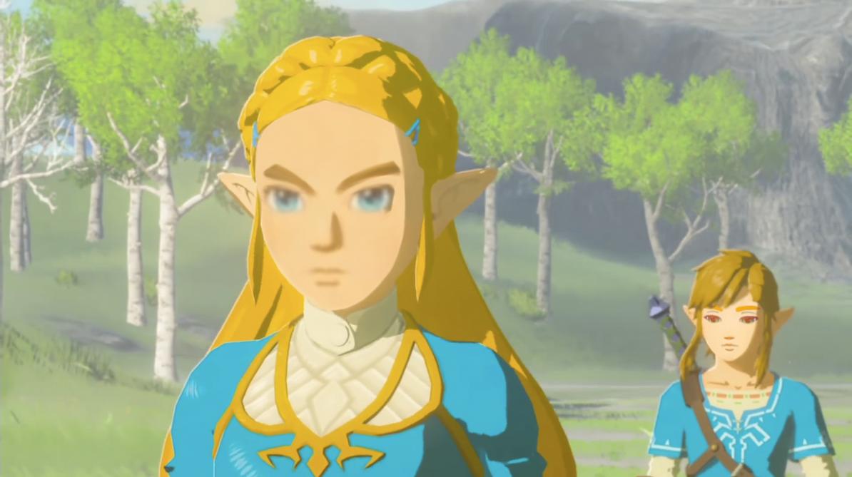 Make A Zelda Game