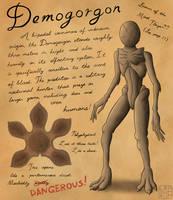 Demogorgon Journal Entry by Lengurkur