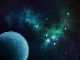 Blue Moon by Lengurkur