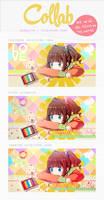 Collab #1 {w/ Aldanita} by Chibisuke-Chan