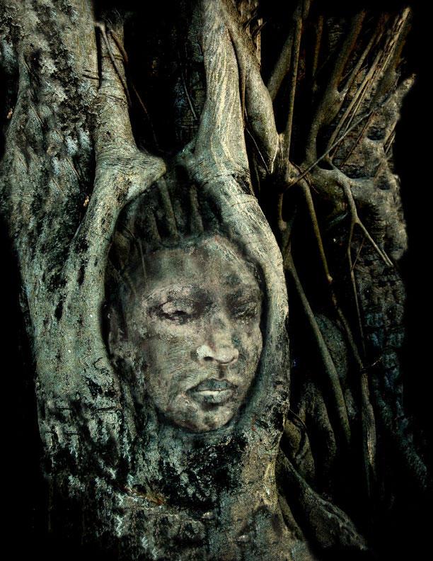 Metamorphosis-Self-Portrait