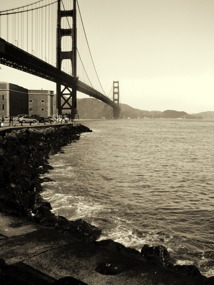 Golden Gate by kenanicole