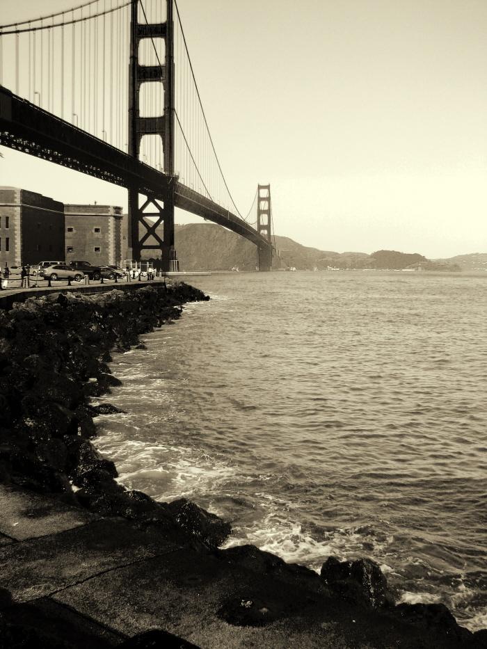 Golden Gate by kenanicole