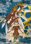 Friend Challenge - Steampunk by silenia-dream