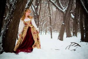 Rose Gown III by esophia