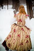 Rose Gown IIII by esophia