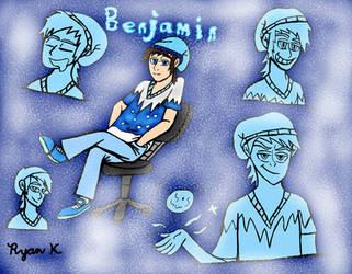 Original Character Spotlight #1: Benjamin