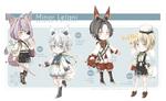 [close / raffle result] auction minor lelani set1