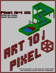 Pixel Art 101 Cover