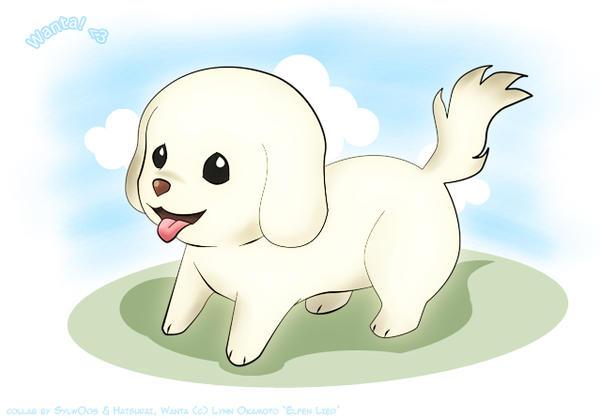 La mascota más mona de anime Wanta_by_Sylwoos