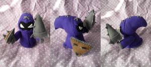 Commission - Purple Minion