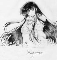 Kagome grace by hey-you1234
