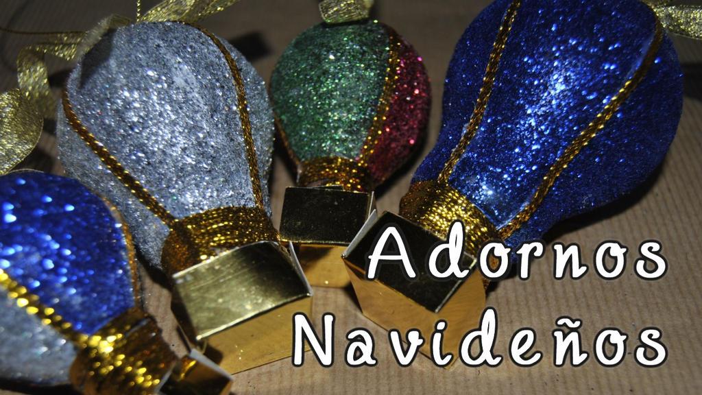 Adornos de navidad globos aerostaticos by for Adornos de navidad 2015