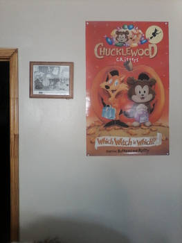 Chucklewood Critter Poster and TV Spot Press Photo