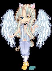 Gaia: Mistaken Faerie 2 by kukuriXD