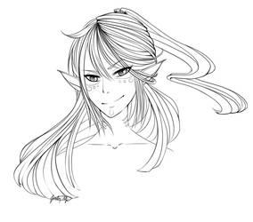 Gaia: Sen Natsu by kukuriXD