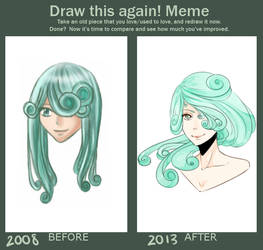 Meme: Before and After by kukuriXD