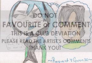 Gwen Denying It by Gwen-Club