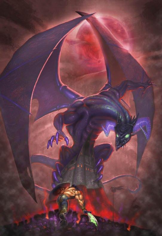 Medieval Confrontation by dragondragon