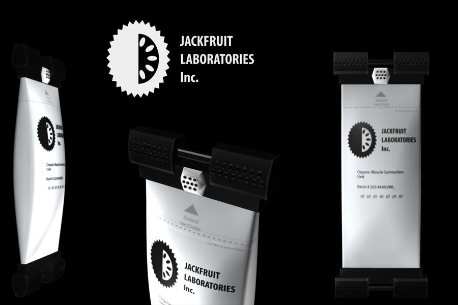 Jackfruit Inc. Muscle tissue pack. by Demmmmy