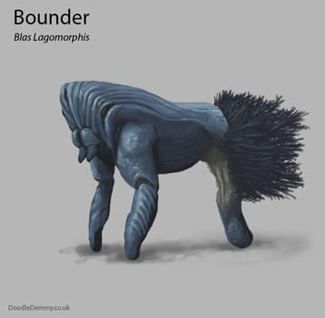 Bounder (Blas Lagomorphis) by Demmmmy