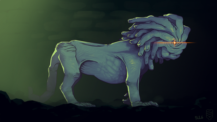 Finger Lion