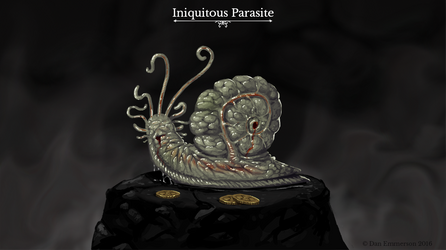 The Iniquitous Parasite by Demmmmy