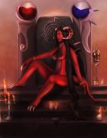 Daughter of Diablo by Atmadog