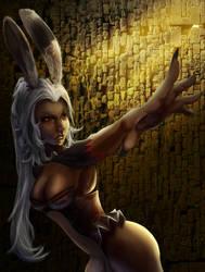 Fran Fantasy XII by Atmadog