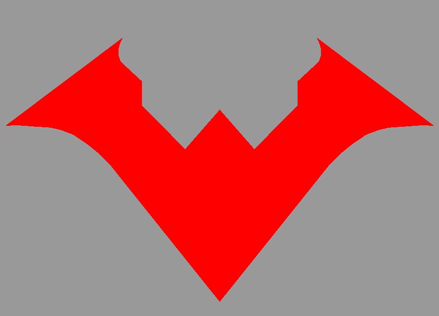 Nightwing Logo (New 52) by Eddie-Lozano on DeviantArt