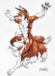 7-Tailed Kistune