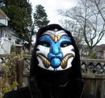 Alien Assassin Mask - 3rd View