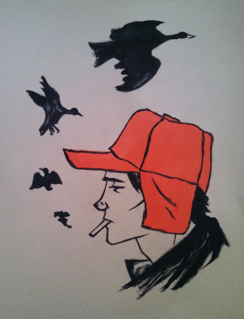 is holden caulfield a typical teenager Learn everything you need to know about holden caulfield, phoebe caulfield, and more in the catcher in the rye find study she's a typical teen who enjoys.