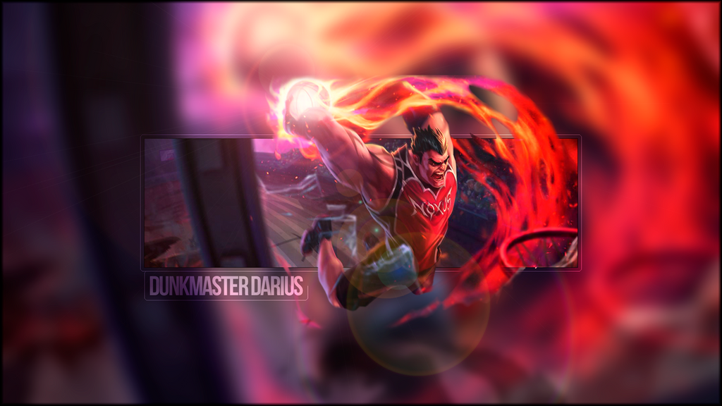 Dunkmaster Darius 1080p Wallpaper By Deinol