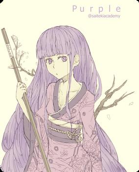 Purple (2014)