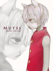Mutsi the cat *New
