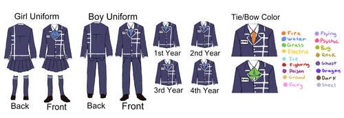 Saiteki OEA Uniforms reff