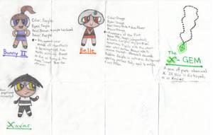 PPG: Bunny II - Belle - Xavier