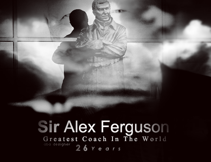 Sir Alex Ferguson by aba-designer