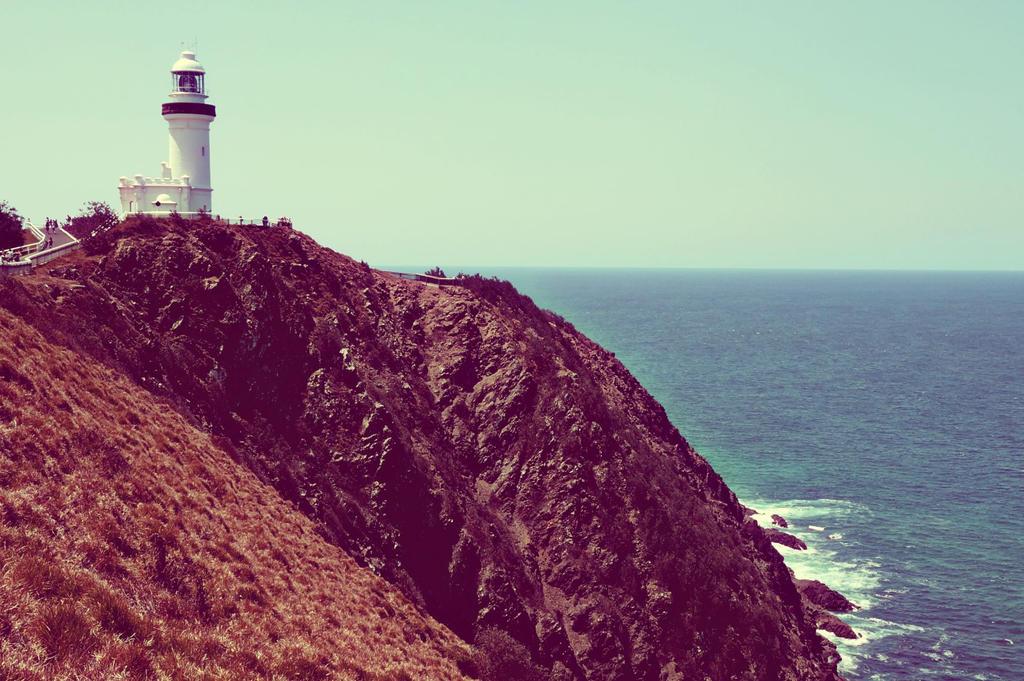 Lighthouse by JulsWorld