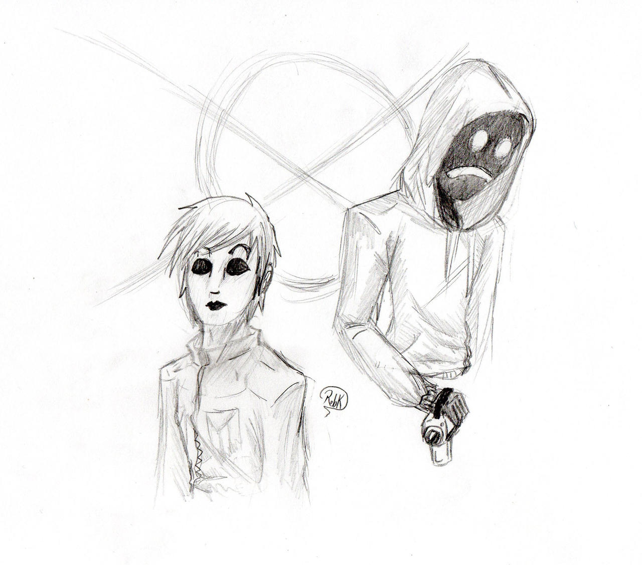 creepypasta coloring pages coloring pages