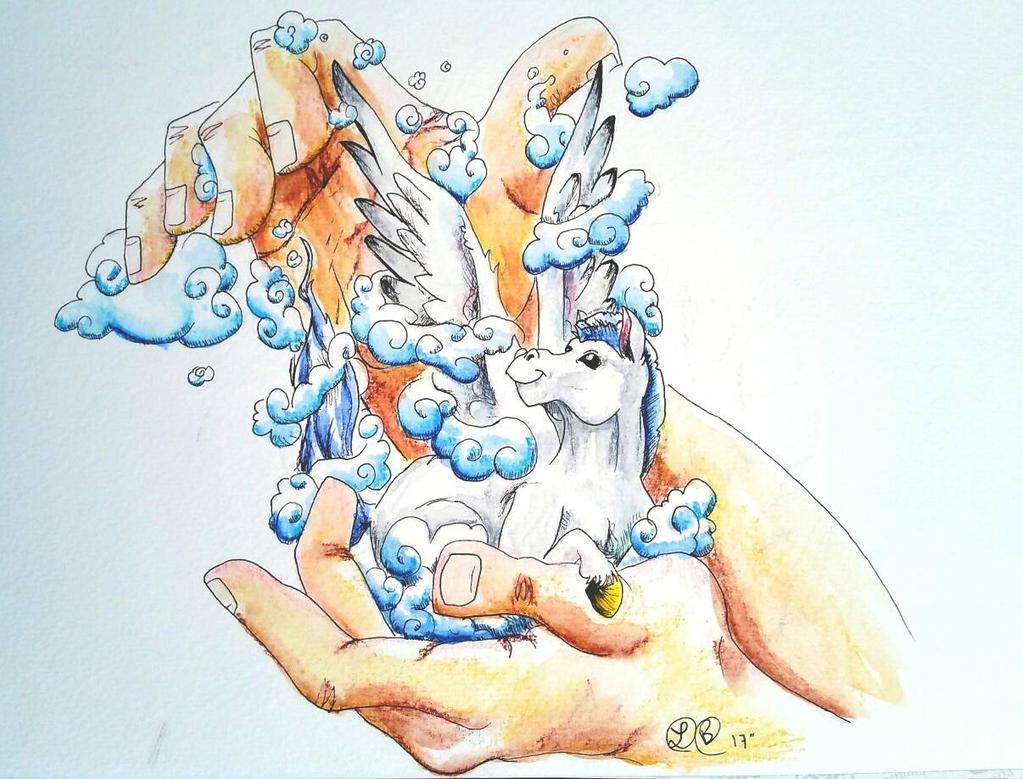 Mythological Magic by gbjewelz