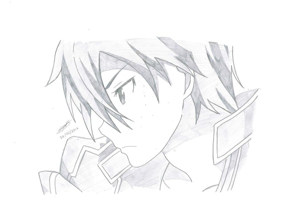 Sword Art Online Kirito By Snowmiku2 On Deviantart