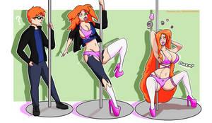 Feeling The Pole (TG)