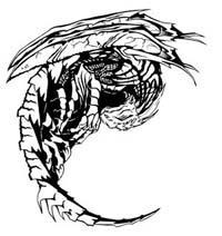 dragon by golic