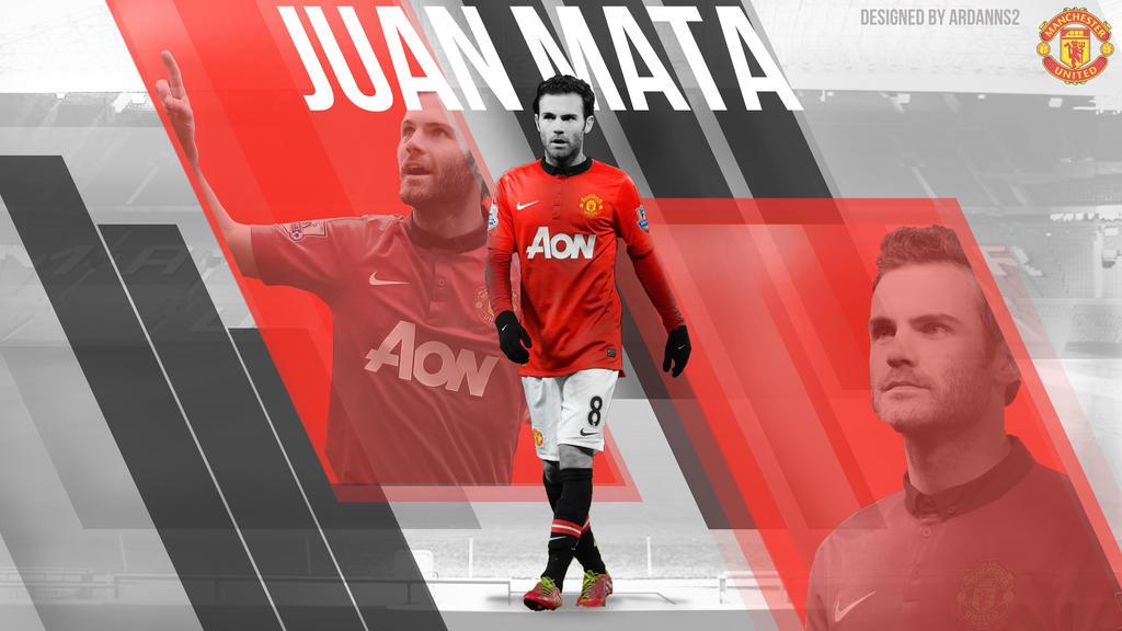 7. Juan Mata by ArdannS2 on DeviantArt